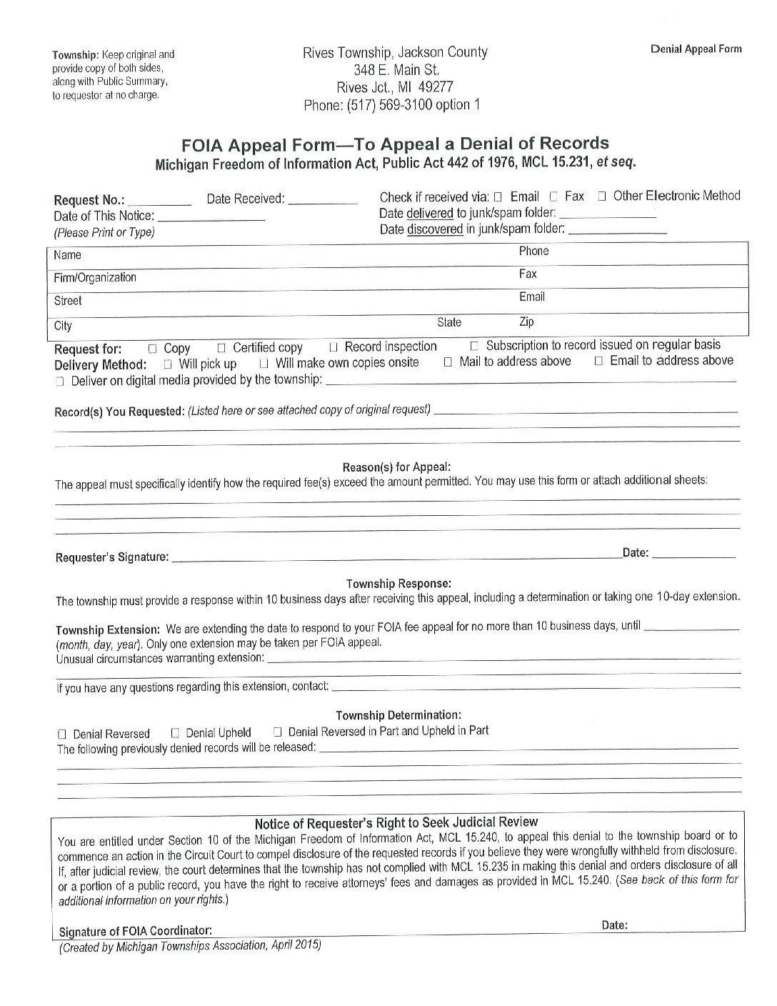FOIA-Appeal-Form-to-Appeal-a-Denial-of-Records-pdf