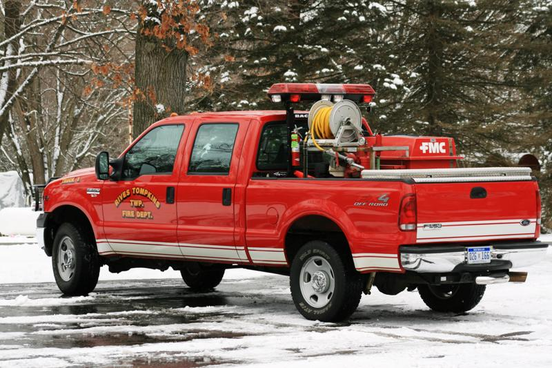Fire-mini-truck